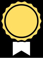 メダルのアイコン