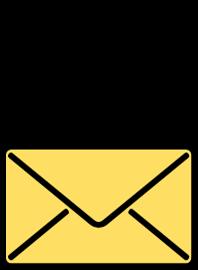 LINEとメールのアイコン