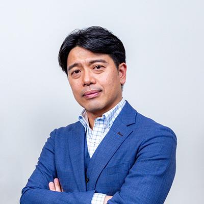 TURNSプロデューサー第一プログレス常務取締役 堀口 正裕