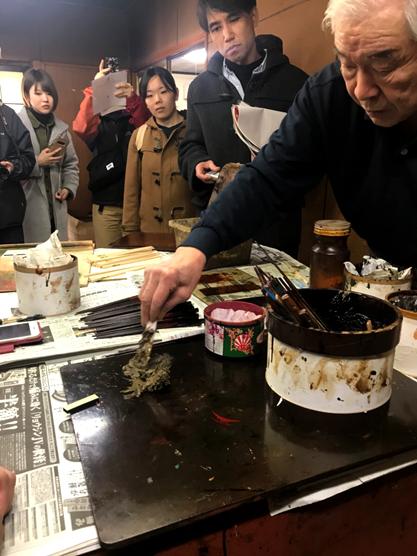 長野 伝統工芸 職人インターンツアー 南木曽ろくろ細工・木曽漆器