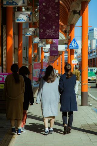 大学生4人で訪問した秋田県鹿角市