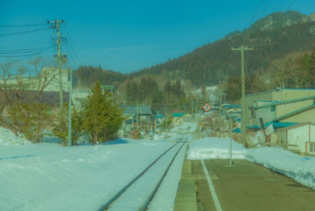かづのの雪景色2