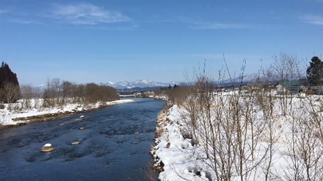 かづの雪景色3