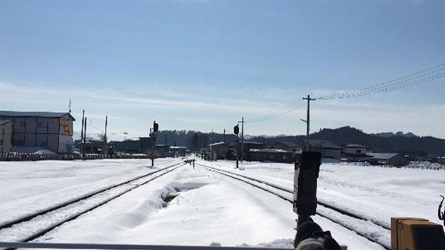 かづの雪景色4