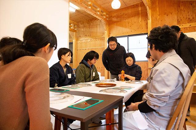 地域と仕事を知るための、「後継者育成インターンツアー」開催いたしました。
