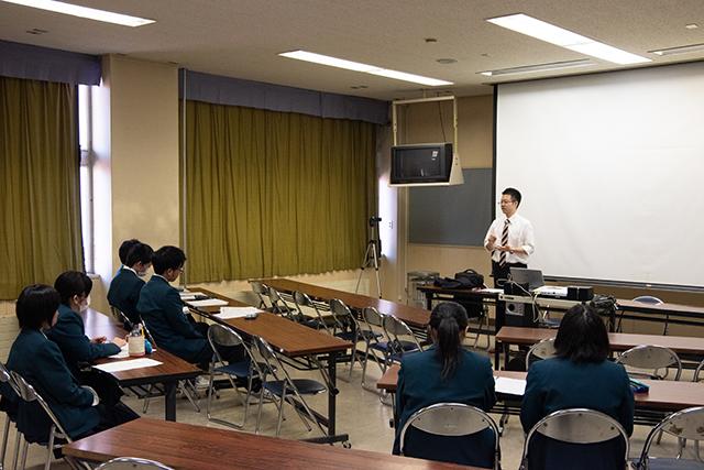 秋田県立十和田高等学校『ふるさと教育』