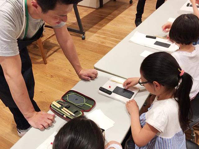 書籍「子どものためのニッポン手仕事図鑑」特別イベントを開催4
