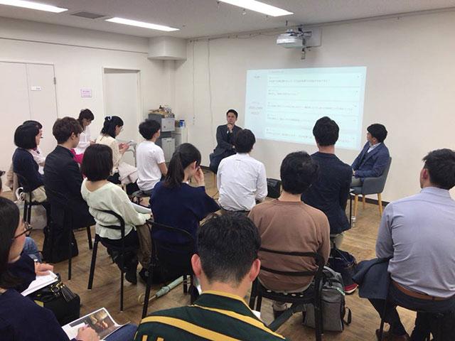 イベントTURNS×ニッポン手仕事図鑑meetingを開催しました!1
