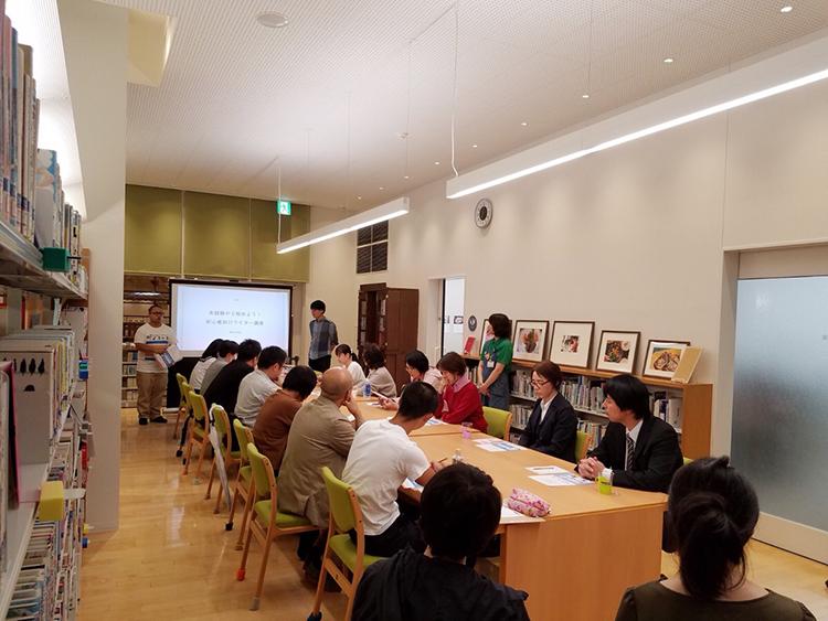 秋田県鹿角市にて、「初心者向けライター講座」を開催しました。